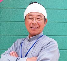 内谷 孝一 通称(うっちゃん) S.26年生まれ【職人歴・42年】